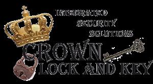 Crown Lock and Key